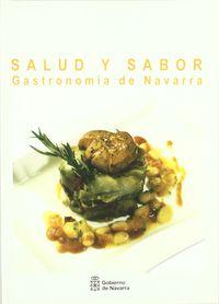 SALUD Y SABOR - GASTRONOMIA DE NAVARRA