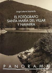 Fotografo Santa Maria Del Villar Y Navarra - Jorge Latorre Izquierdo