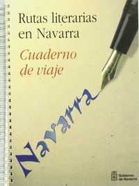 rutas literarias en navarra - cuaderno de viaje - Javier Sada