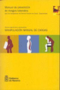 MANUAL DE PREVENCION DE RIESGOS LABORALES - TRABAJADORES OSASUNBIDEA