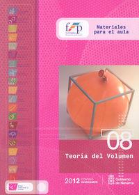TEORIA DEL VOLUMEN