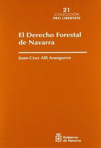 DERECHO FORESAL DE NAVARRA, EL