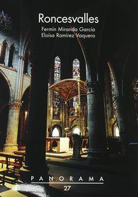 Roncesvalles (2ª Ed) - Fermin Miranda Garcia / Eloisa Ramirez Vaquero
