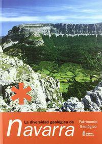 Diversidad Geologica De Navarra, La - Patrimonio Geologico - Gustavo Galan Perez / Jaime Palacio Suarez