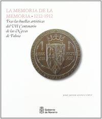 MEMORIA DE LA MEMORIA, LA 1212-1912