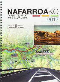 NAFARROAKO ATLASA 2017 - ERREPIDEAK, TURISMOA ETA INGURUMENA