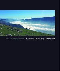 NAVARRA = NAVARRE = NAFARROA (CASTELLANO-EUSKERA-FRANCES)