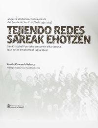 TEJIENDO REDES = SAREAK EHOTZEN