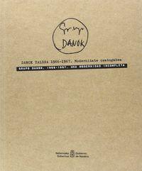 GRUPO DANOK (1966-1967) - MODERNIDAD INCOMPLETA = DANOK TALDEA - MODERNITATE OSATUGABEA