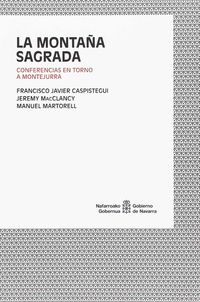 MONTAÑA SAGRADA, LA - CONFERENCIA EN TORNO A MONTEJURRA