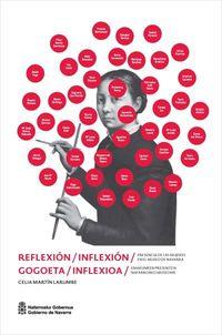 REFLEXION / INFLEXION - PRESENCIA DE LAS MUJERES EN EL MUSEO DE NAVARRA = GOGOETA / INFLEXIO - EMAKUMEEN PRESENTZIA NAFARROAKO MUSEOAN