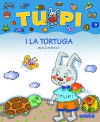 TUPI I LA TORTUGA - LETTRA LLIGADA