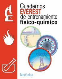 ESO 4 - ENTRENAMIENTO FISICO-QUIMICO CUAD. - MECANICA