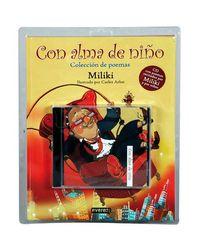 CON ALMA DE NIÑO (+CD)