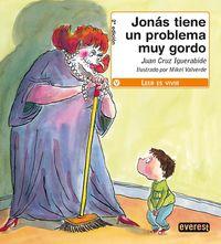 JONAS TIENE UN PROBLEMA MUY GORDO