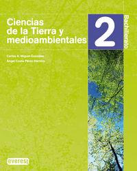 BACH 2 - CIENCIAS DE LA TIERRA Y MEDIO AMBIENTE