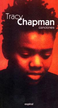 CANCIONES DE TRACY CHAPMAN