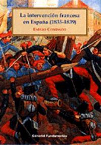 LA INTERVENCION FRANCESA EN ESPAÑA (1835-1839)