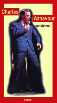 CANCIONES I DE CHARLES AZNAVOUR