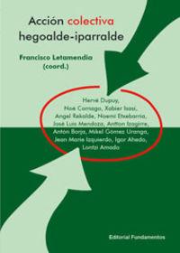 Accion Colectiva Hegoalde-iparralde - Aa. Vv.