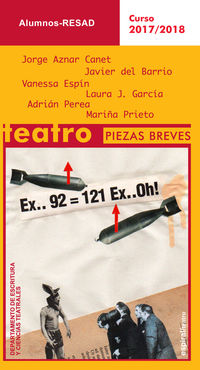 Teatro - Piezas Breves - Jorge Aznar Canet / Javier Del Barrio / [ET AL. ]