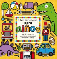 Libro De Tesoros Para Niños - Aa. Vv.