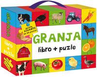 Granja - Libro+puzle - Aa. Vv.