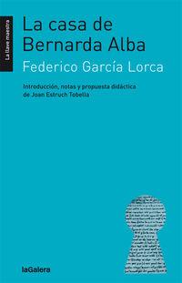 La casa de bernarda alba - Federico Garcia Lorca