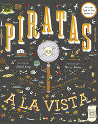 Piratas A La Vista - David Long / Harry Bloom (il. )