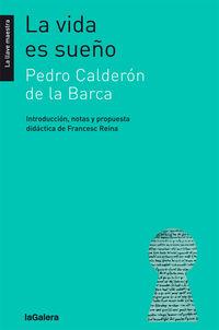 La vida es sueño - Pedro Calderon De La Barca