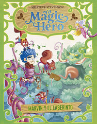 MAGIC HERO 5 - MARVIN Y EL LABERINTO