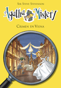 agatha mistery 27 - crimen en viena - Sir Steve Stevenson / Stefano Turconi (il. )