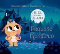 Pequeño Monstruo - Rhiannon Fielding / Chris Chatterton (il. )