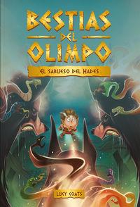 BESTIAS DEL OLIMPO 2 - EL SABUESO DEL HADES