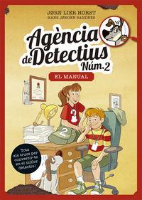 AGENCIA DE DETECTIUS 2 - MANUAL DEL DETECTIU