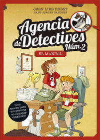 AGENCIA DE DETECTIVES 2 - MANUAL DEL DETECTIVE