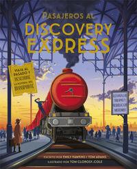 Pasajeros Al Discovery Express - Aa. Vv.