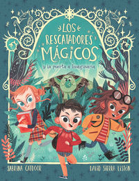 RESCATADORES MAGICOS, LOS 1 - LA PUERTA IMAGINARIA