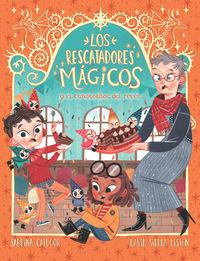 RESCATADORES MAGICOS, LOS 2 - EL CUMPLEAÑOS DEL REVES
