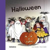 halloween - Anna Caanyelles / Roser Calafell (il. )