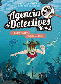 AGENCIA DE DETECTIVES NUM.2 13 - ¡NAUFRAGIO A LA VISTA!