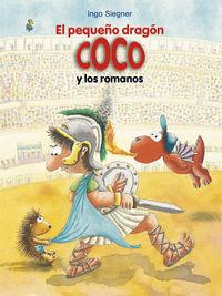 PEQUEÑO DRAGON COCO Y LOS ROMANOS, EL