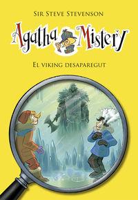 agatha mistery 28 - el viking desaparegut - Sir Steve Stevenson / Stefano Turconi (il. )