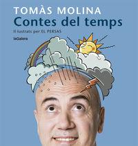 CONTES DEL TEMPS - UNA HISTORIA PER A CADA MES DE L'ANY