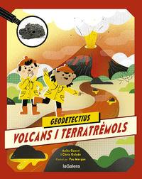 GEODETECTIUS 2 - VOLCANS I TERRATREMOLS