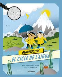 GEODETECTIUS 1 - EL CICLE DE L'AIGUA