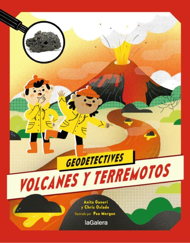 GEODETECTIVES 2 - VOLCANES Y TERREMOTOS