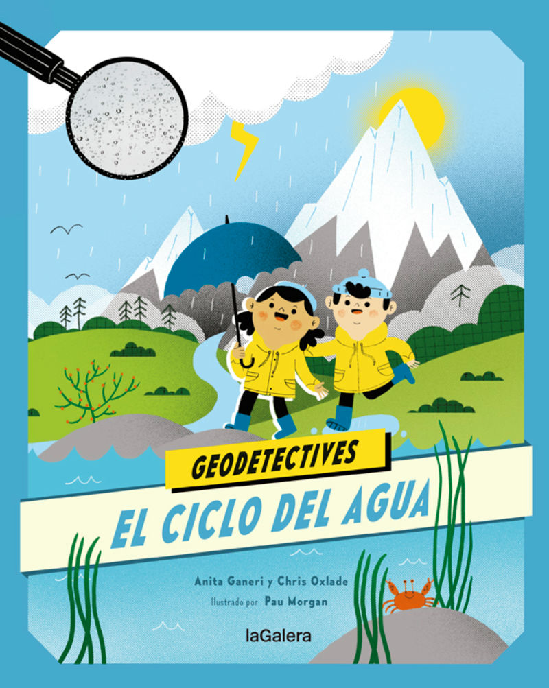 GEODETECTIVES 1 - EL CICLE DEL AGUA