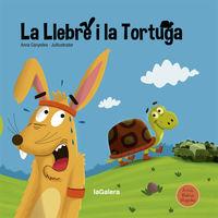 LLEBRE I LA TORTUGA, LA (RUST)