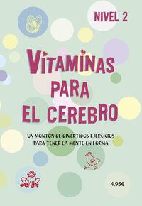 VITAMINAS PARA EL CEREBRO - NIVEL 2